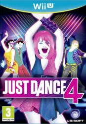 Ubisoft Just Dance 4 (Wii U)