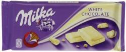 Milka Fehércsokoládé (100g)