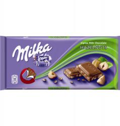 Milka Tört Mogyorós tejcsokoládé (100g)
