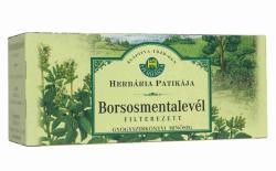 Herbária Borsosmentalevél Tea 25 Filter