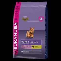 Eukanuba Puppy Small Breed 3kg