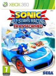 SEGA Sonic All-Stars Racing Transformed [Limited Edition] (Xbox 360)