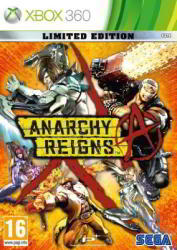 SEGA Anarchy Reigns [Limited Edition] (Xbox 360)