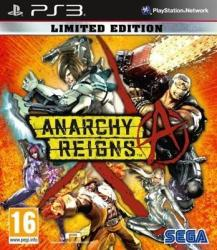 SEGA Anarchy Reigns [Limited Edition] (PS3)