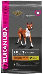 Eukanuba Adult Medium Breed 9kg