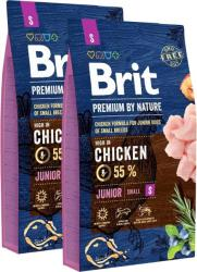 Brit Premium Junior Small Breed 1kg