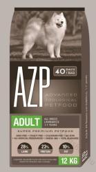 AZP Adult All Breed Lamb & Rice 12kg