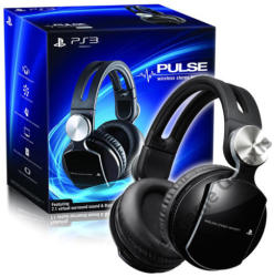 Sony Pulse Wireless Stereo Headset PS719258735
