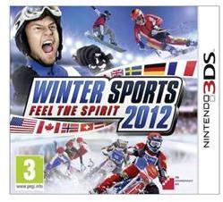 DTP Entertainment Winter Sports 2012 Feel the Spirit (3DS)