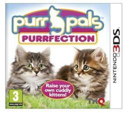 THQ Purr Pals Purrfection (Nintendo 3DS)