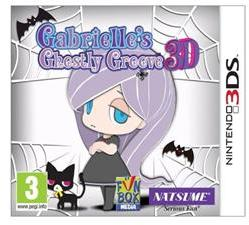 Natsume Gabrielle's Ghostly Groove (Nintendo 3DS)