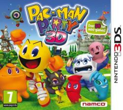 Atari Pac-Man Party 3D (3DS)