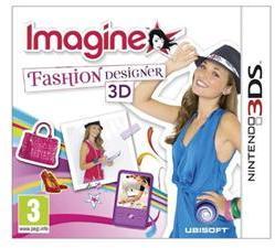 Ubisoft Imagine Fashion Designer 3D (3DS)