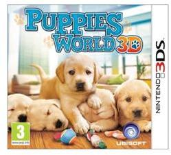 Ubisoft Puppies World 3D (Nintendo 3DS)