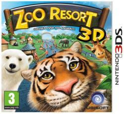 Ubisoft Zoo Resort 3D (3DS)