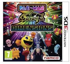 D3 Publisher Pac-Man & Galaga Dimensions (3DS)