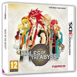 Namco Bandai Tales Of The Abyss (Nintendo 3DS)