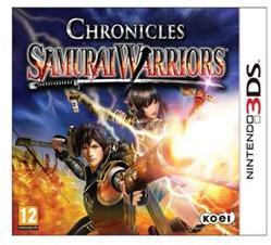 Koei Chronicles Samurai Warriors (3DS)