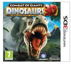 Ubisoft Combat of Giants Dinosaurs 3D (3DS)