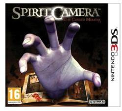 Nintendo Spirit Camera The Cursed Memoir (3DS)