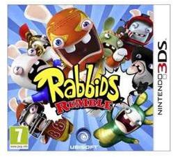 Ubisoft Rabbids Rumble (3DS)