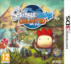 Warner Bros. Interactive Scribblenauts Unlimited (3DS)