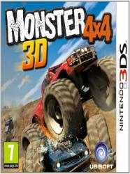 Ubisoft Monster 4x4 3D (3DS)