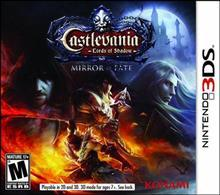 Konami Castlevania Lords of Shadow Mirror of Fate (3DS)
