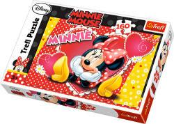 Trefl Minnie egér ábrándozik 160 db-os (15220)