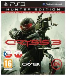 Electronic Arts Crysis 3 [Hunter Edition] (PS3)