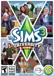 Electronic Arts The Sims 3 University Life (PC)