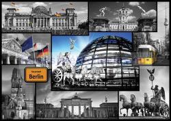 Trefl Berlin Németország kollázs 500 db-os (37171)