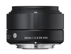 SIGMA 30mm f/2.8 EX DN (Canon)