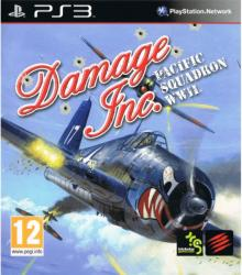 Madcats Damage Inc Pacific Squadron WWII (PS3)