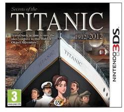 Nintendo Secrets of the Titanic (Nintendo 3DS)