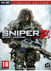 City Interactive Sniper Ghost Warrior 2 [Limited Edition] (PC)