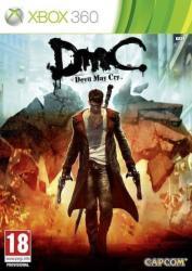 Capcom DMC Devil May Cry (Xbox 360)