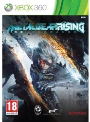 Konami Metal Gear Rising Revengeance (Xbox 360)