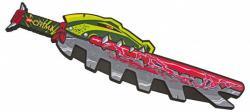 LEGO Cragger kardja 850612