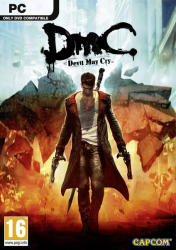 Capcom DMC Devil May Cry (PC)
