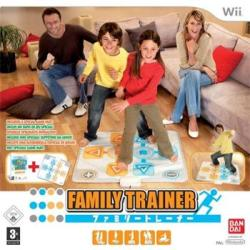 Namco  Bandai Family Trainer Outdoor Challenge (Wii)