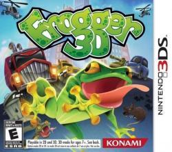 Konami Frogger 3D (3DS)