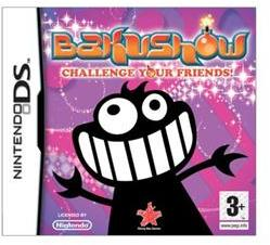 Rising Star Games Bakushow Challenge Your Friends (Nintendo DS)