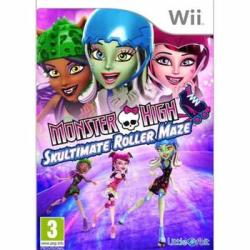 THQ Monster High Skultimate Roller Maze (Wii)