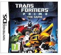 Activision Transformers Prime (Nintendo DS)