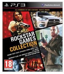 Rockstar Games Rockstar Games Collection (PS3)