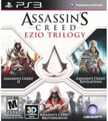 Ubisoft Assassin's Creed Ezio Trilogy (PS3)