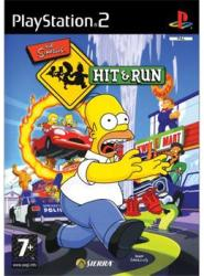 Sierra The Simpsons Hit & Run (PS2)