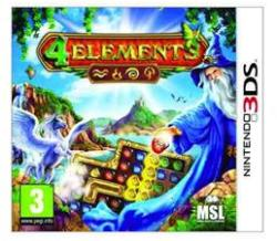 Mastertronic 4 Elements (3DS)
