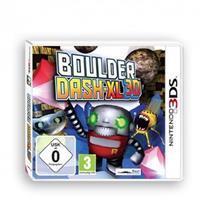 Reef Entertainment Boulderdash-XL 3D (3DS)